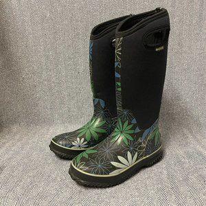 BOGS -  Classic High Daisy Snow Rain Boots